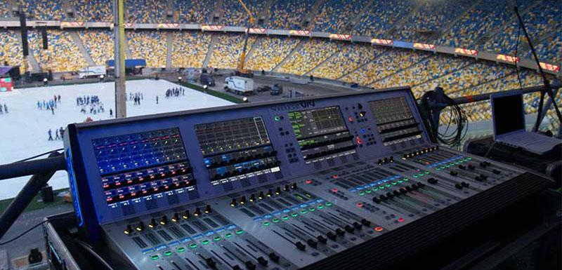 Equipos de audio profesional en Ampliaudio